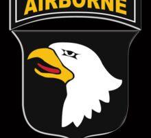 101st Airborne Desert Storm Veteran - iPad Case Sticker