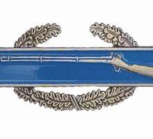 Combat Infantry Badge - CIB - iPad Case Sticker