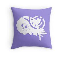 The Mothersheep :D Throw Pillow
