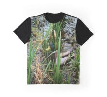 Hiding amongst the grass Graphic T-Shirt