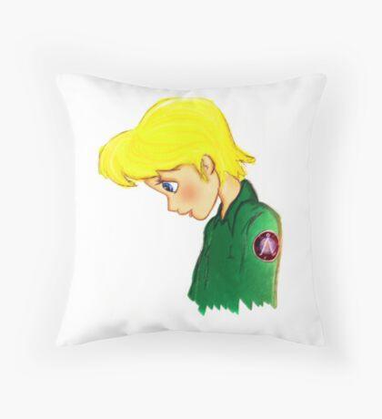 Samantha Carter Throw Pillow