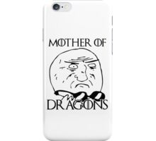 Game of Thrones - Mother of Dragons iPhone Case/Skin