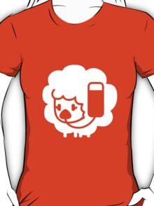 Quantum Sheep - 'Every breath you take' T-Shirt
