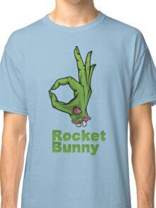 rocket bunny zombie Classic T-Shirt