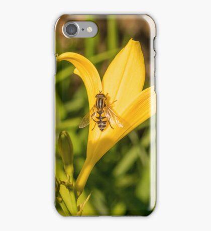 Wasp iPhone Case/Skin