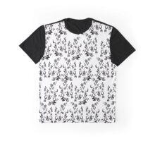 flower patern Graphic T-Shirt