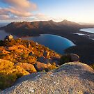 Wineglass Bay by Nick Skinner