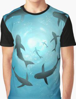 Dangerous sea Graphic T-Shirt
