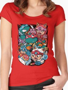 Special Delivery 2.0 Women's Fitted Scoop T-Shirt