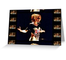 Buffy Anya Emma Caulfield 1 Greeting Card