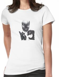 My Little Marionette Womens Fitted T-Shirt
