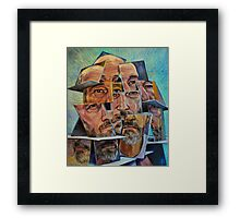 Self Construction Framed Print