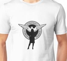 Agent Carter - Peggy Carter - SSR - Shield Unisex T-Shirt