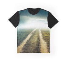 Mountaintop Path Graphic T-Shirt
