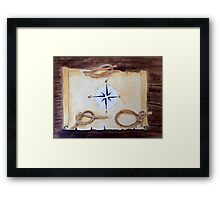 Nautical Framed Print