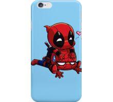 Deadpool & Spiderman iPhone Case/Skin
