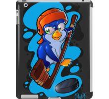 Hockey Penguin iPad Case/Skin