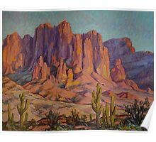 Arizona Landscape Poster
