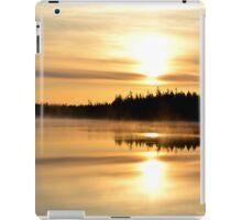 Atomic Sunrise iPad Case/Skin