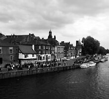 River Ouse by TwistedtheClown