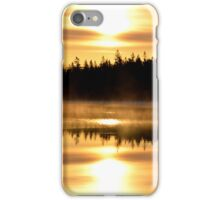 Atomic Sunrise iPhone Case/Skin