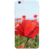 Flower of passion iPhone Case/Skin