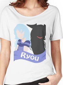 YuGiOh Hikaris and Yamis Bakura version Women's Relaxed Fit T-Shirt