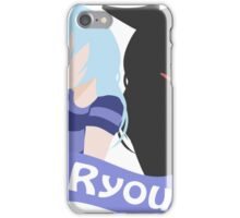 YuGiOh Hikaris and Yamis Bakura version iPhone Case/Skin