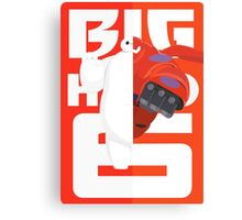 BIG HERO SIX - Big Hero, Big Heart Canvas Print
