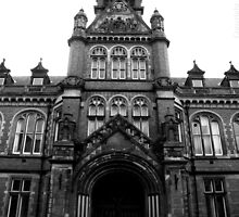 Magistrates Court Building by TwistedtheClown