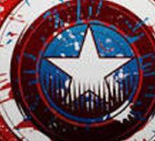 captain america civil war  Sticker