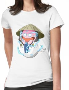 Raighost Womens Fitted T-Shirt