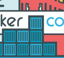 Docker Con EU 2015 Sticker