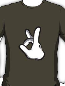 Mickey Hands Finger Up T-Shirt