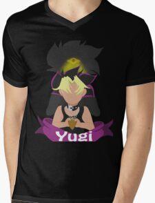 YuGiOh Hikaris and Yamis Yugi version Mens V-Neck T-Shirt