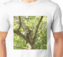 Peek a boo I see you Unisex T-Shirt