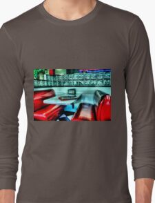 Route 66 Diner Long Sleeve T-Shirt