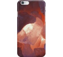 Pink Salt Glow iPhone Case/Skin