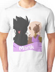 YuGiOh Hikaris and Yamis Marik version Unisex T-Shirt