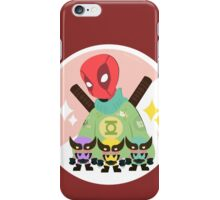 Deadpool Kawaii iPhone Case/Skin