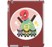 Deadpool Kawaii iPad Case/Skin