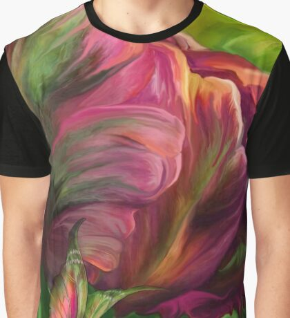 Tulips - Colors Of Paradise 3 Graphic T-Shirt
