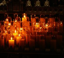 Candles Of Hope by davidandmandy