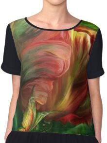 Tulips - Colors Of Paradise Chiffon Top