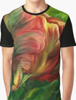 Tulips - Colors Of Paradise Graphic T-Shirt