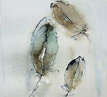 Feathers1  by annemiek groenhout