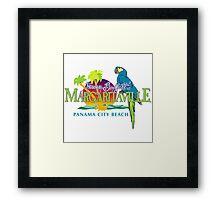 jimmy buffett's margaritavill - panama city beach Framed Print