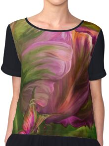 Tulips - Colors Of Paradise 5 Chiffon Top