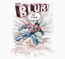 Smallville's Red Blue Blur! T-Shirt