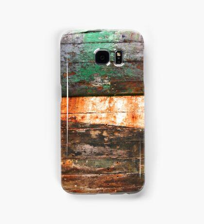 Wooden Shipwreck Samsung Galaxy Case/Skin